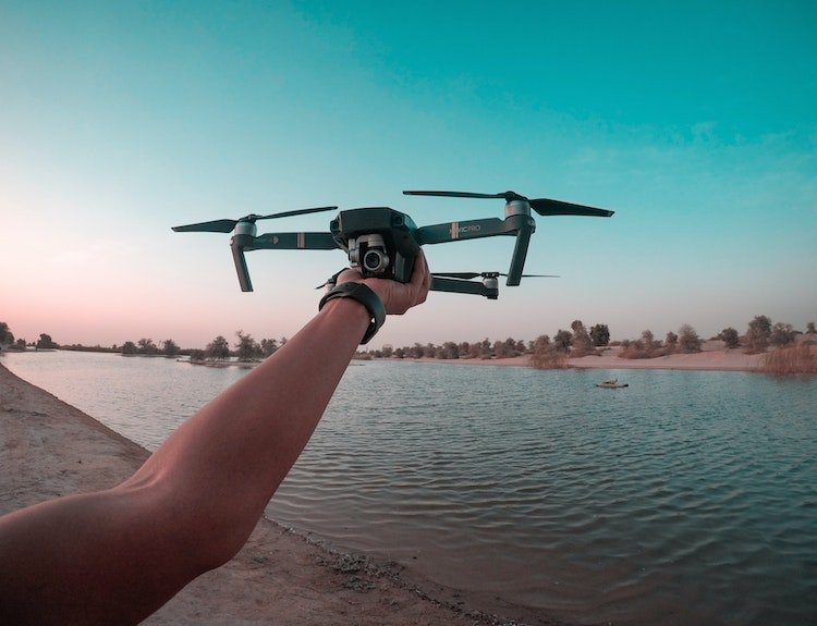 drone-per-riprese-video